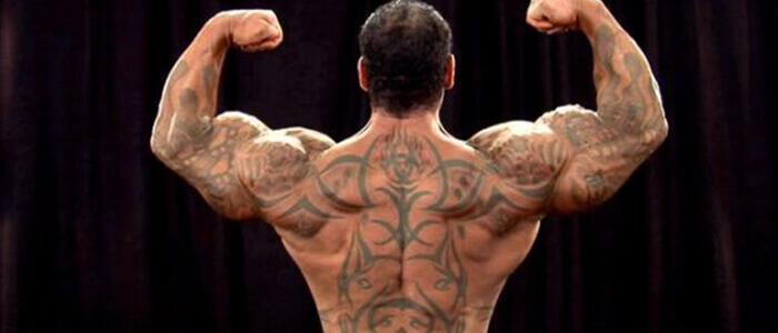 татуювання бодібілдерів
