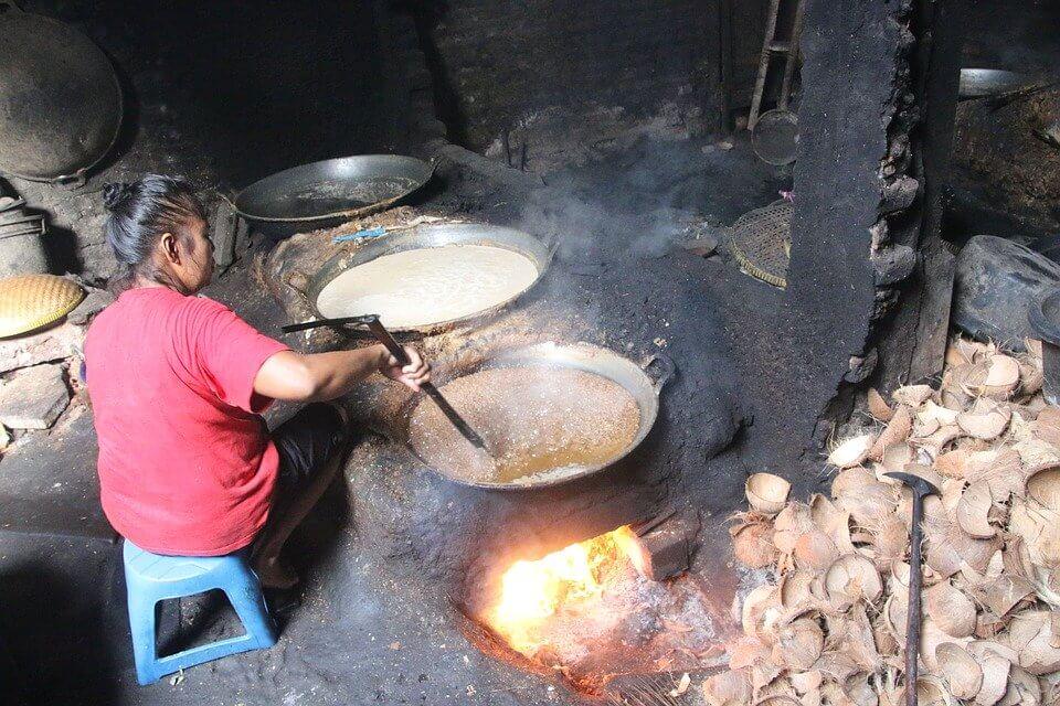 Вживання кокосового масла в їжу: вся користь екзотичного горіха