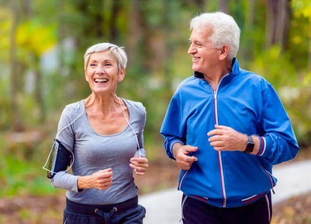 Правильні фізичні вправи для чоловіків після 50 років