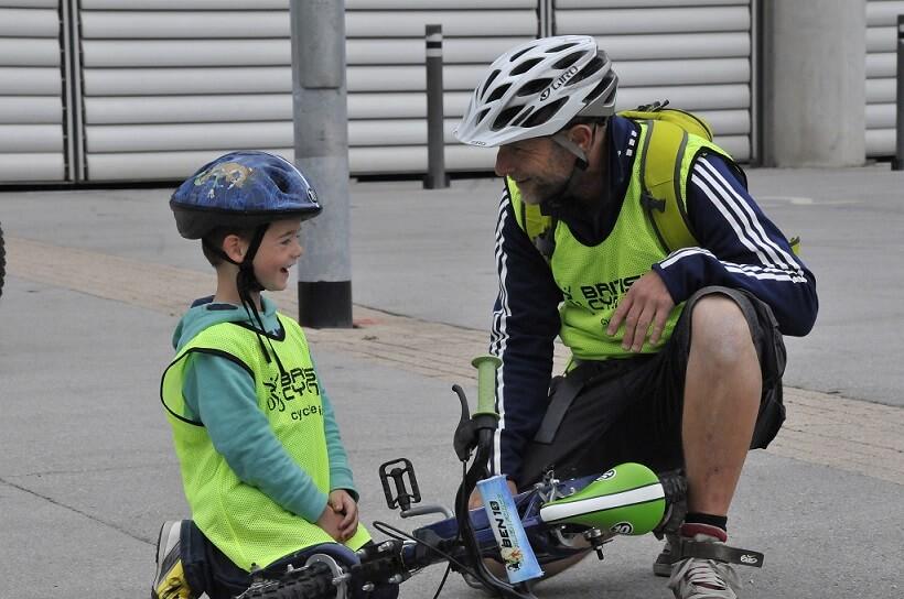 Велоспорт для дітей