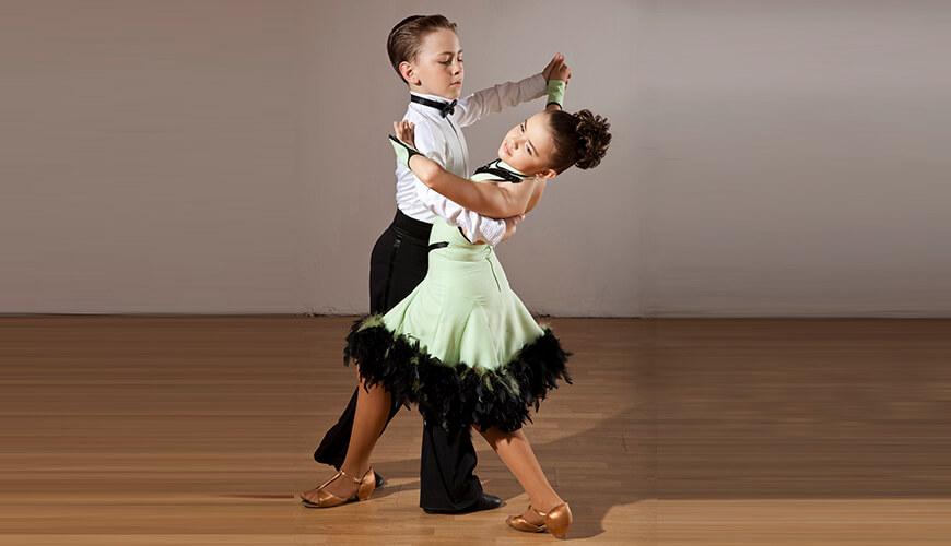 Бальні танці для дітей
