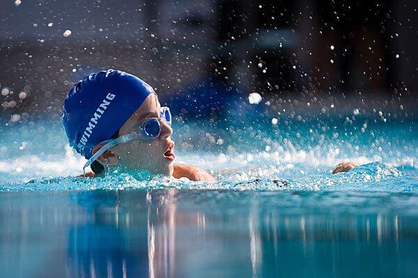 Плавання - спорт для дітей